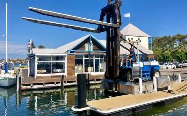 Marine Forklift Upgrade!!